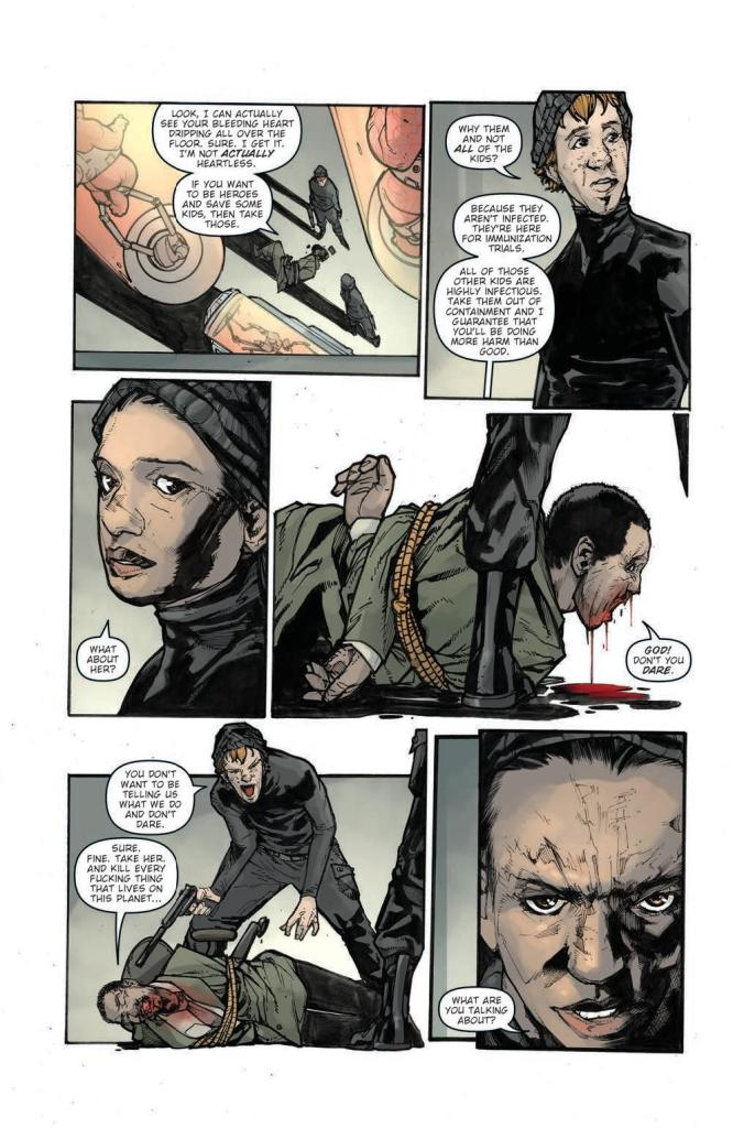 Pandemica #4 Credit: IDW Publishing