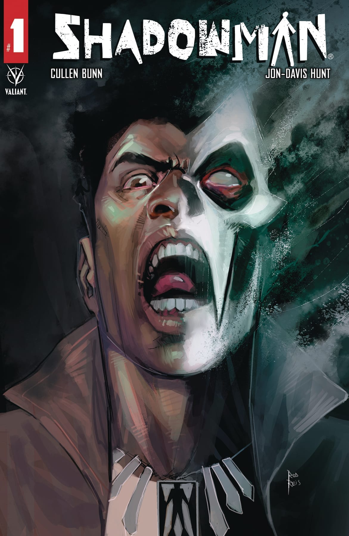 Cullen Bunn and what leads to Shadowman