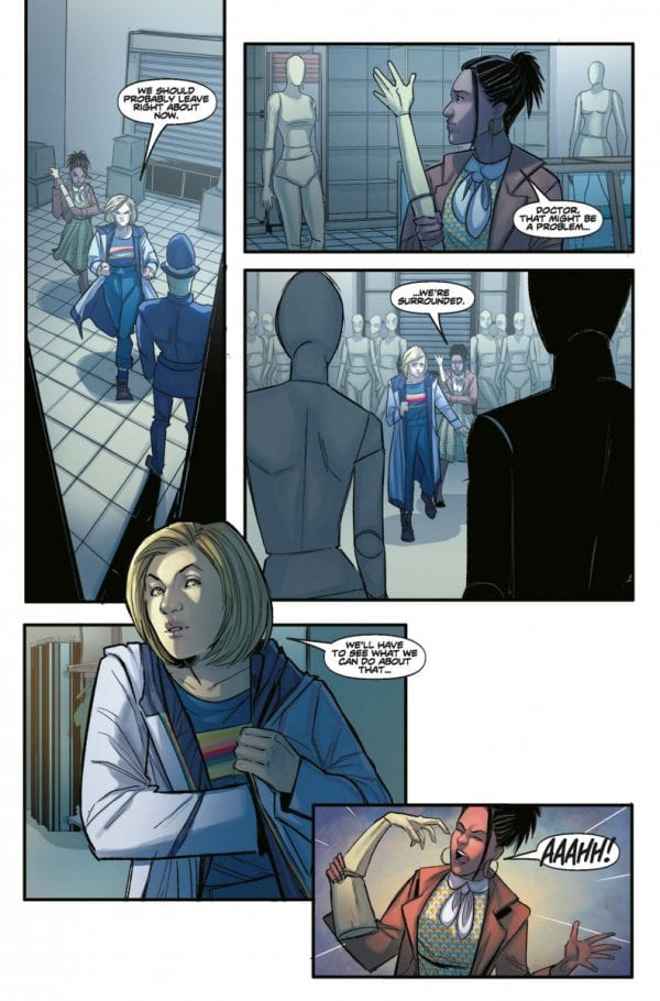 Doctor Who 13th Doctor Year 2 #3