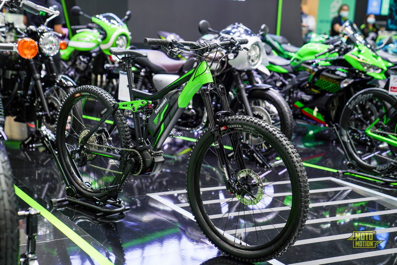 Kawasaki E-MTB