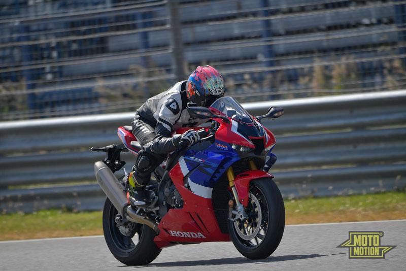 Honda CBR1000RRR
