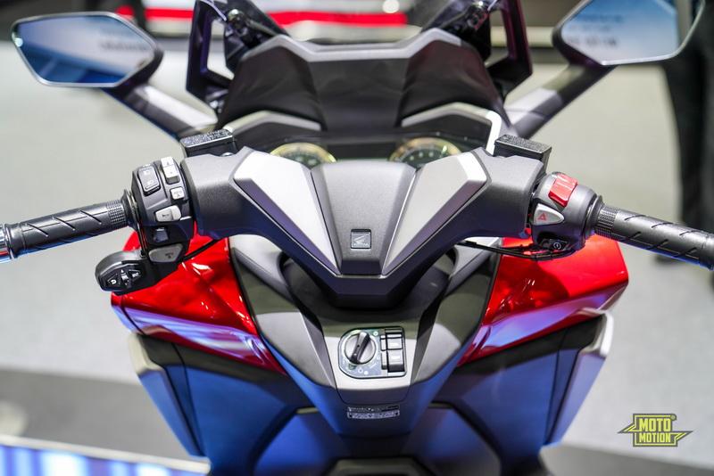 Honda Forza 350 Road Sync Edition