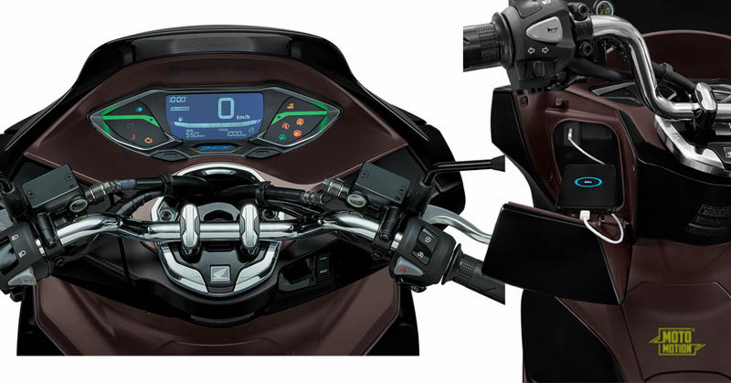 All New PCX160