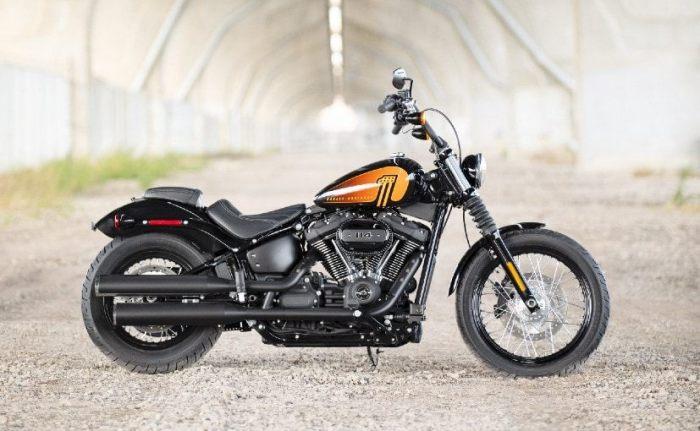 2021 Harley Davidson Street bob