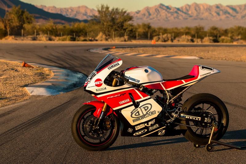 Yamaha MT07R