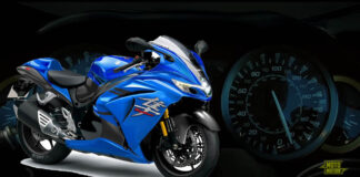 All New Suzuki Hayabusa