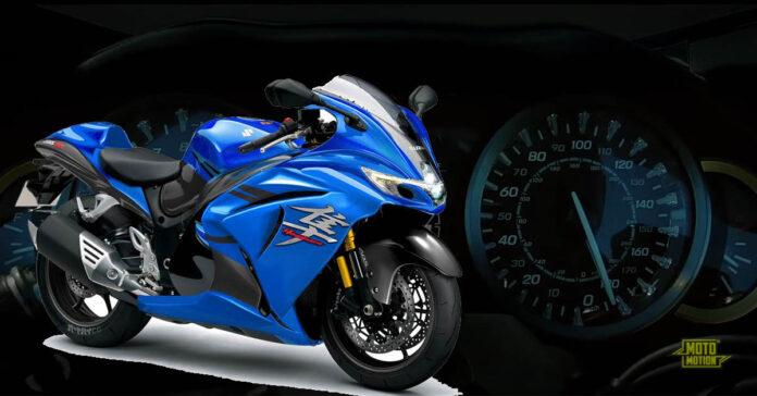 All New Suzuki Hayabusa