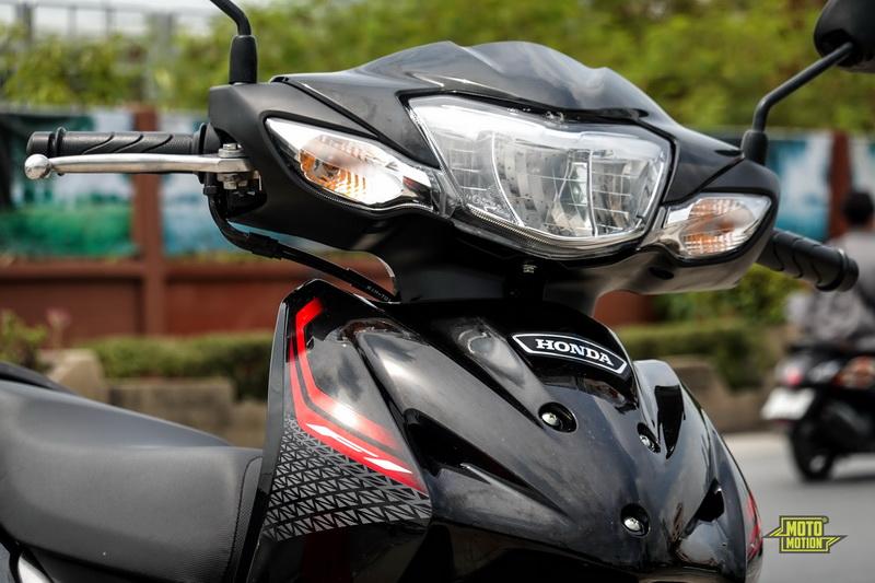 All New Honda Wave110i