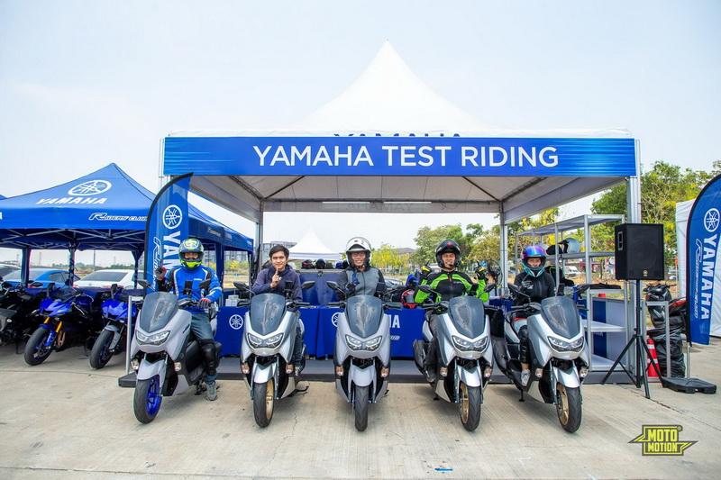 Yamaha NMAX Connected (24)