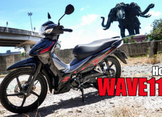 All New Honda Wave110i