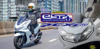 PCX160 esp+