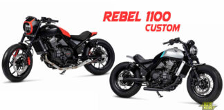 Rebel1100 DCT