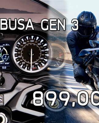 Hayabusa Gen3