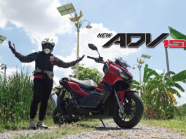 New ADV150