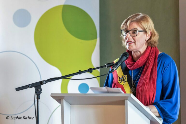 Burgemeester Tania De Jonge