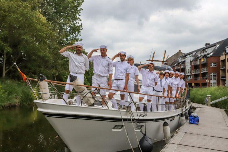 Savooi Cruise meert aan op het Savooiplein op 31 augustus