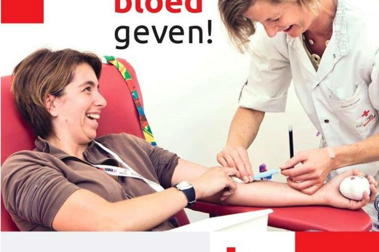 Kom bloed geven