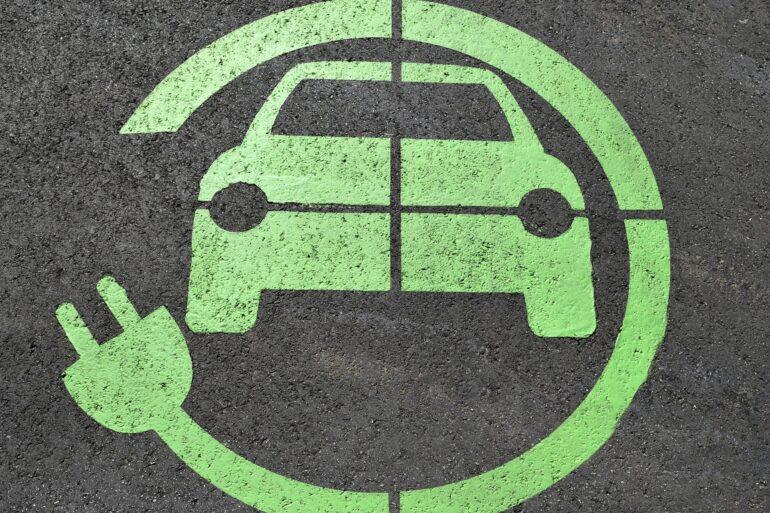 Elektrische deelwagens.