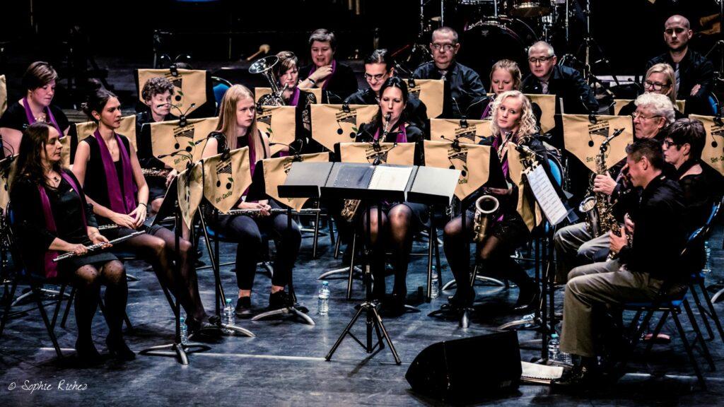 ©Sophie Richez - Koninklijke harmonie Sint-Cecilia Appelterre-Eichem