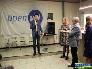 Nieuwjaarsreceptie Open VLD Lierde 2020