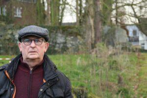 Karel Depelsemaeker: 'In de ondergrond ligt een grote archeologische schat begraven.'