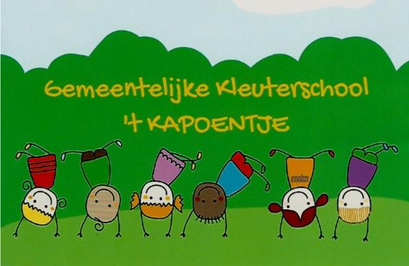 Aankondiging Kiekeboe-dag 't Kapoentje te Hemelveerdegem