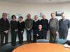 Lions club Geraardsbergen bij OCMW Lierde