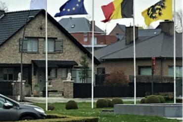 witte vlag voor de zorgverleners.