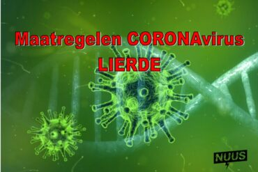 maatregelen Coronavirus te Lierde