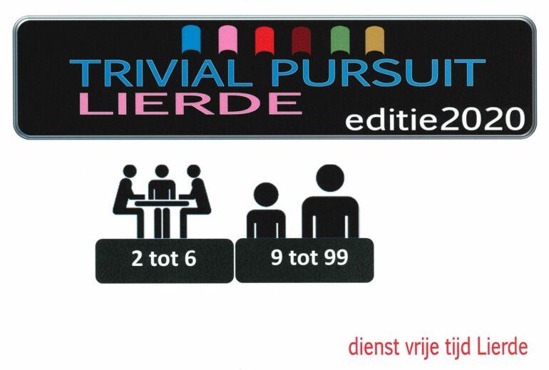 Trivial persuit Lierde.