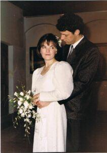 Marc en Sonia ten tijde van Chernobyl.