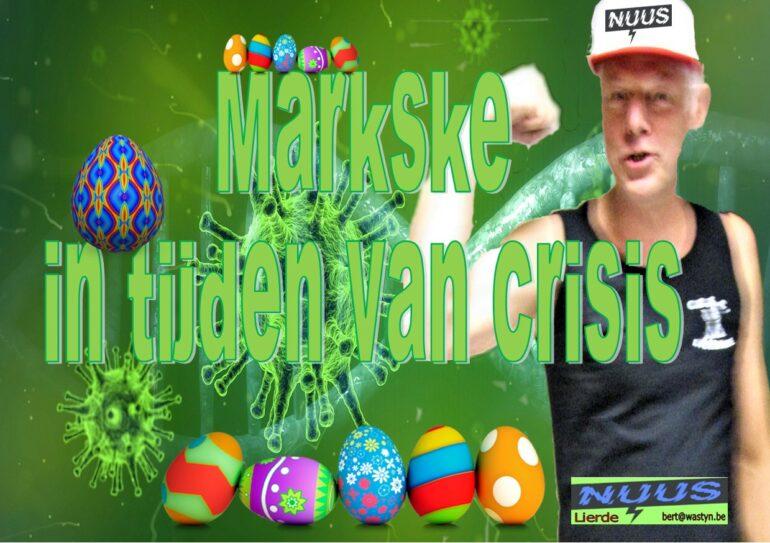 Markske, viert Beloken Pasen.
