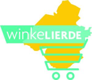 Het logo van het project winkeLIERDE.