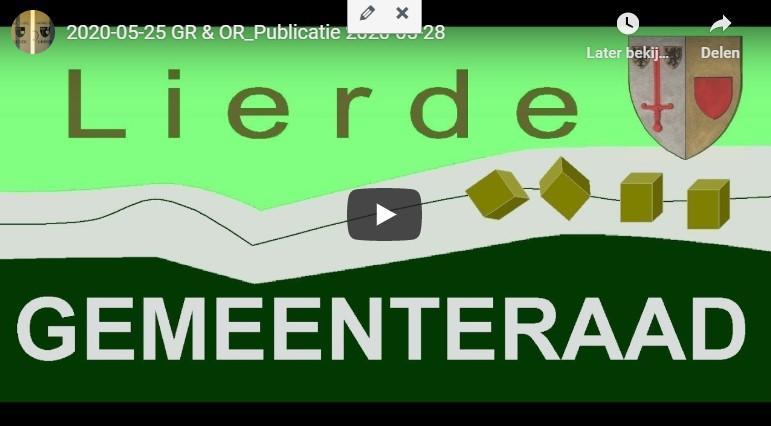logo gemeenteraad Lierde