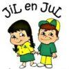 logo speelpleinwerking Jil en Jul