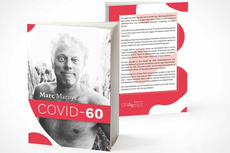 boekcover Corona 60
