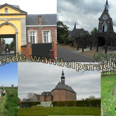 collage Lierdse landschappen
