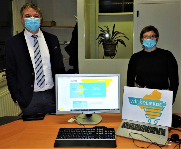 winkeLIERDE project met Jurgen Soetens