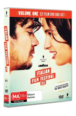 2013 Italian Film Festival Volume one