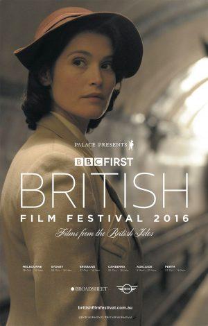2016 British Film Festival Poster
