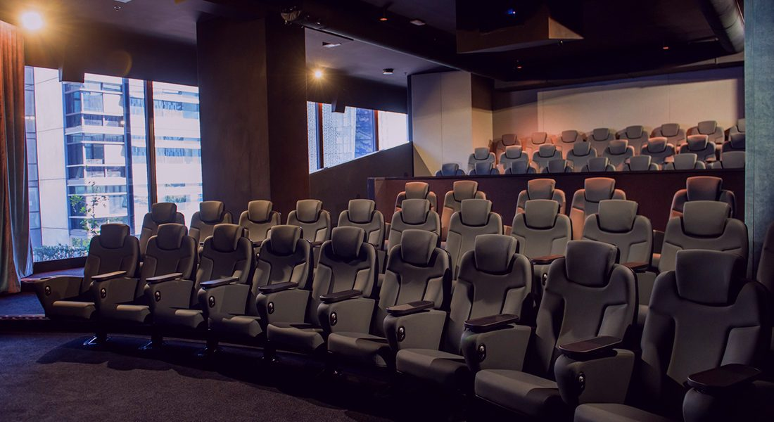 Palace Central Movie Theatre Seats