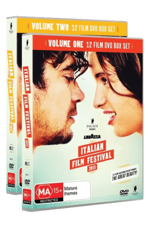 Italian Film Festival 2013 Box Set- Vol 1 & 2