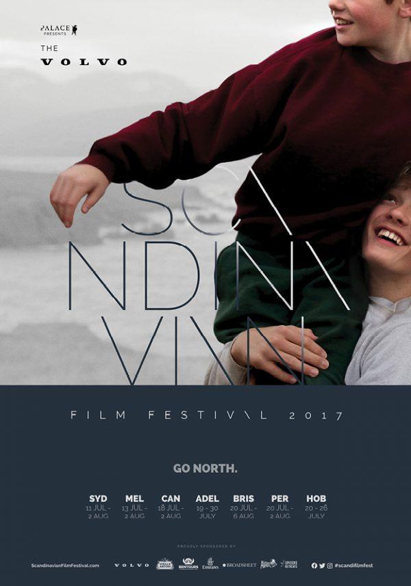 Scandinavian 2017 Film Festival Poster