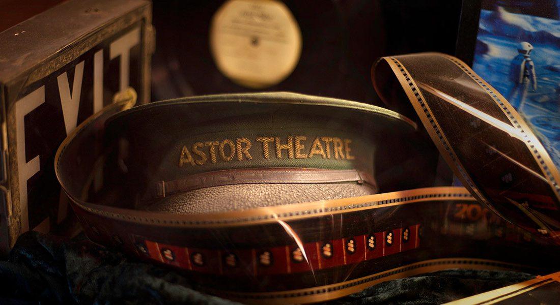Astor Theatre Detail