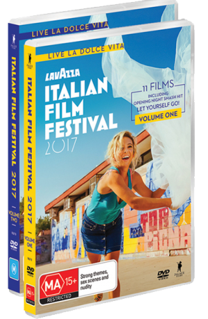 2017 Italian Film Festival Volume one and two
