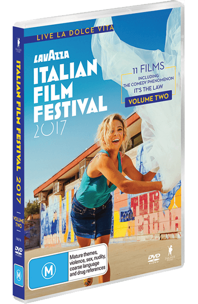 2017 Italian Film Festival Volume two