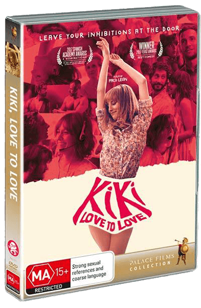 Kiki Love to Love