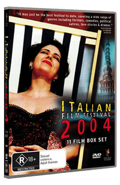 Lavazza Italian Film Festival 2004 Box Set