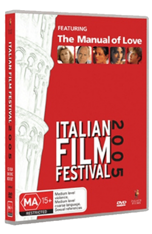 Lavazza Italian Film Festival 2005 Box Set
