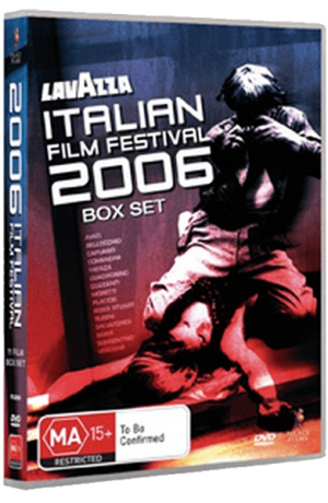 Lavazza Italian Film Festival 2006 Box Set